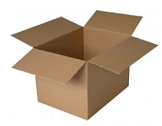Supply Boxes - Brown Corrugated