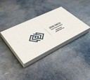 Business Cards - Linen Uncoated (13pt)